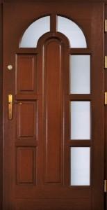 Drzwi zewnętrzne ramiakowo płycinowe Łódź Świat Okien - wzór11