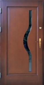 Drzwi zewnętrzne ramiakowo płycinowe Łódź Świat Okien - wzór25