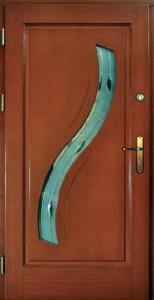 Drzwi zewnętrzne ramiakowo płycinowe Łódź Świat Okien - wzór28