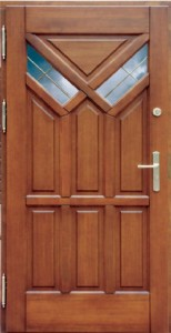 Drzwi zewnętrzne ramiakowo płycinowe Łódź Świat Okien - wzór3