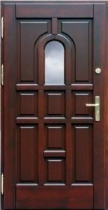 Drzwi zewnętrzne ramiakowo płycinowe Łódź Świat Okien - wzór4