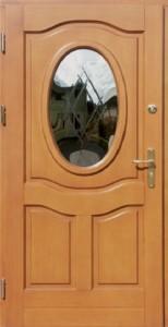 Drzwi zewnętrzne ramiakowo płycinowe Łódź Świat Okien - wzór5