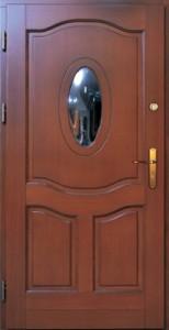 Drzwi zewnętrzne ramiakowo płycinowe Łódź Świat Okien - wzór5a