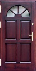 Drzwi zewnętrzne ramiakowo płycinowe Łódź Świat Okien - wzór6