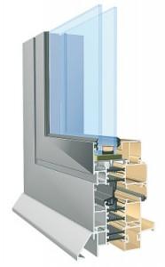 Okno Aluminiowe typ Imperial - Łódź Świat Okien