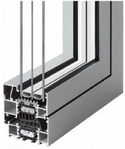 Okno Aluminiowe typ STAR - Łódź Świat Okien