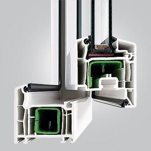 Okno PCV PERFECTLINE