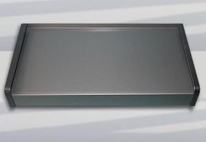 Parapety zewnętrzne stalowe aluminiowe duromarmurowe imitujące płytkę klinkierową - Łódź Świat Okien