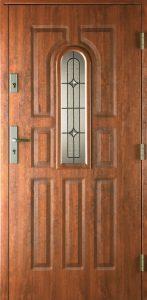 MIKEA drzwi do domów jednoskrzydłowe Linia Prima