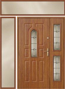 MIKEA drzwi dwuskrzydłowe Dokładnie na podany wymiar