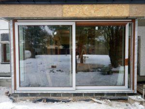 okno witrynowe Łódź Świat Okien